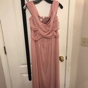 Long dress! Bridesmaid, prom, formal, elegant